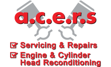 ACERS Log Book Servicing & Mechanical Repairs